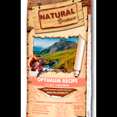 Natural Greatness Super Premium Optimum Recipe Large Breed