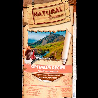 Natural Greatness Super Premium Optimum Recipe Large Breed
