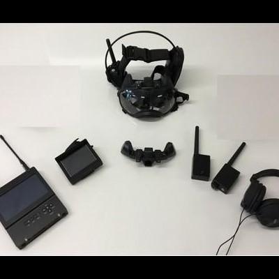Câmera de bordo K9 VISION SYSTEM SPECS OPS