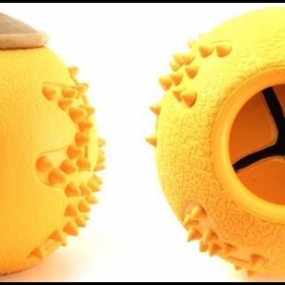 Starmark Rubbertuff Treat Ball