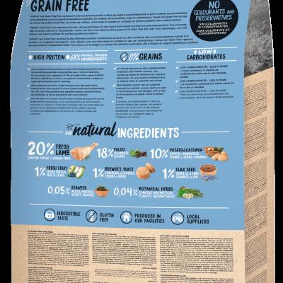 Ownat Grain Free Adult Lamb