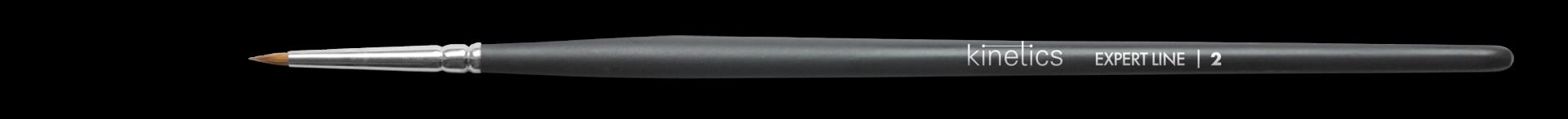 Kinetics Expert Line Nail Art Brush Size 2