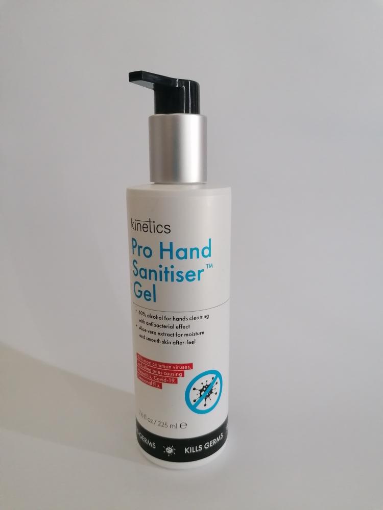 Pro Hand Sanitiser Gel 225ml
