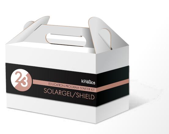 Training Kinetics Solargel/Shield