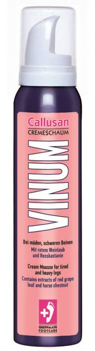Callusan Mousse Vinum - 125ml