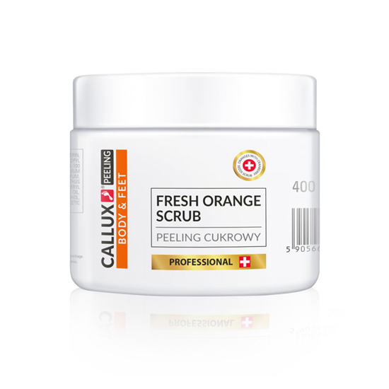 Esfoliante Mani Pedi Series Fresh Orange