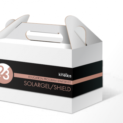 Kit Inicial SolarGel / Shield