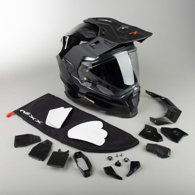 Capacete Nexx X.WED 2 Black