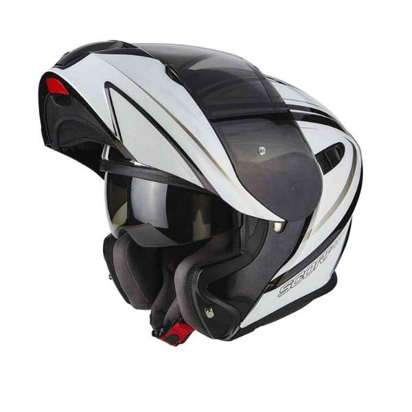 Capacete Scorpion Exo-920 Ritzy