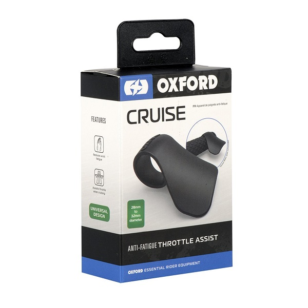 OXFORD Cruise Control Preto