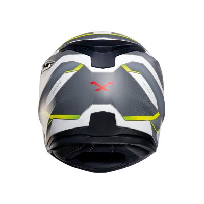 Capacete Nexx SX.100 I.Flux White