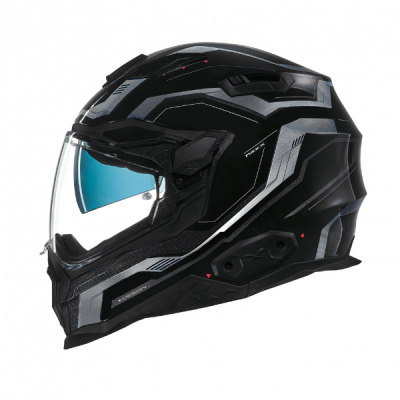 Capacete Nexx X.WST 2 Supercell Black/Silver
