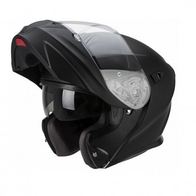 Capacete Scorpion Exo-920 Solid Matt Black