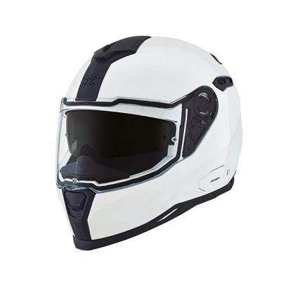 Capacete Nexx SX.100 Solid White