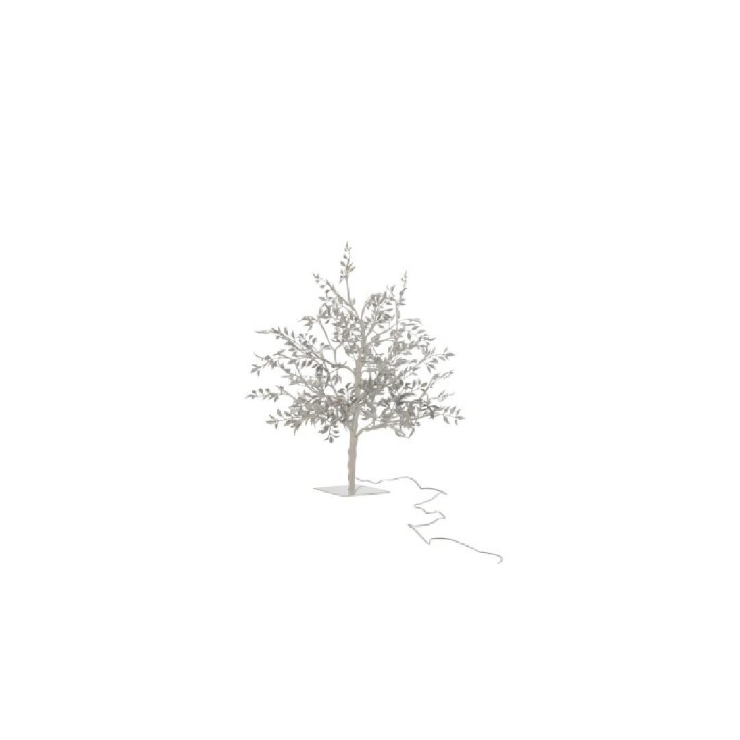Árvore Folhas Prata Pequena