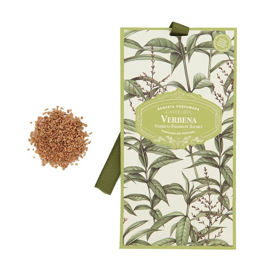 Saqueta perfumada Castelbel Verbena