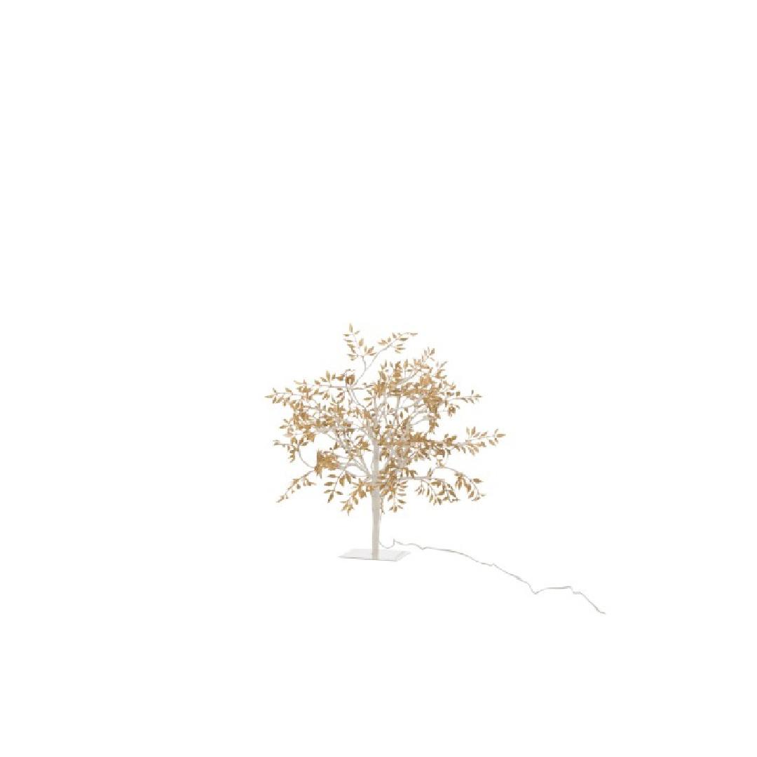 Árvore Folhas Douradas Pequena