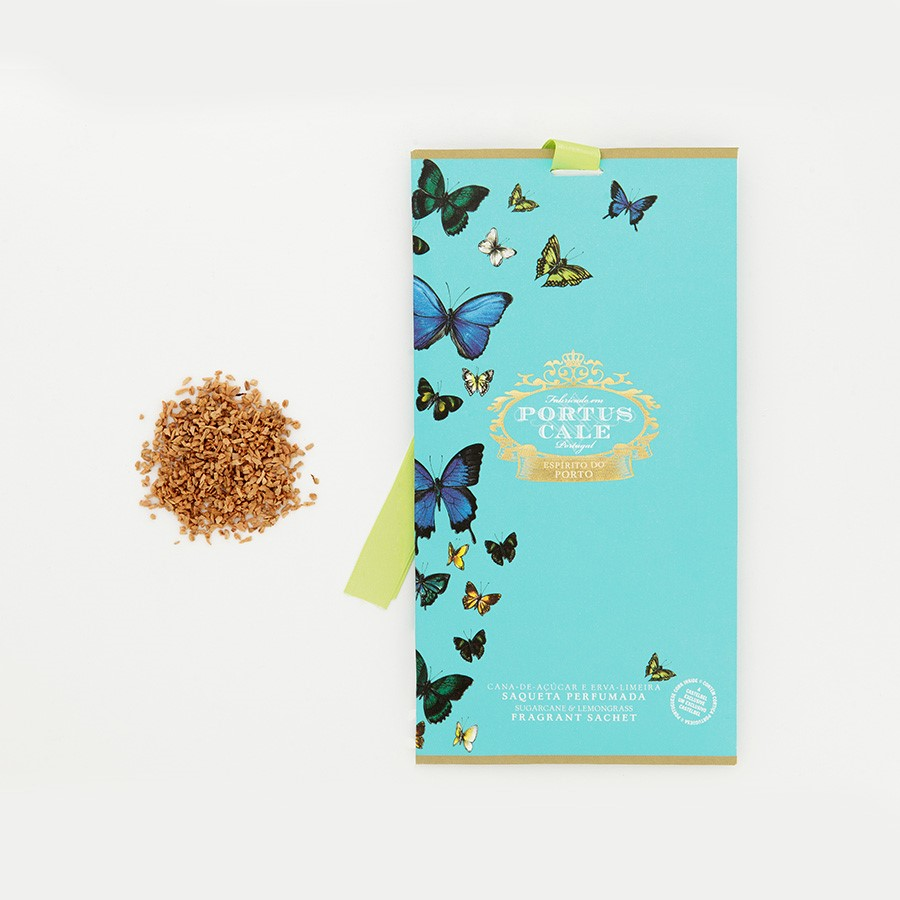 Saqueta perfumada Portus Cale Butterflies