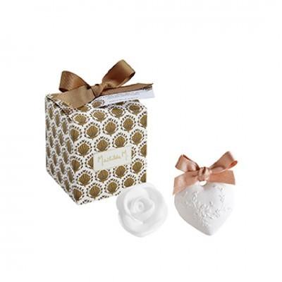Cadeaux Mathilde M. Rose Elégante & Rose Élixir
