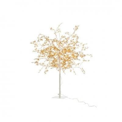 Árvore Folhas Douradas Média