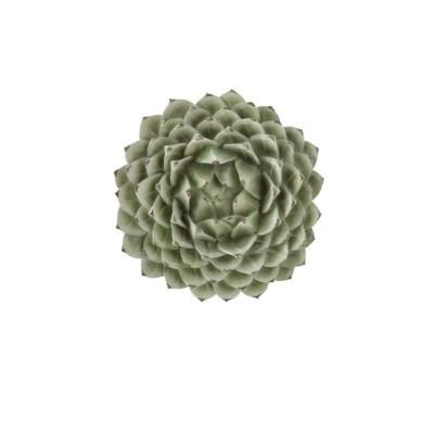 Flor em cerâmica