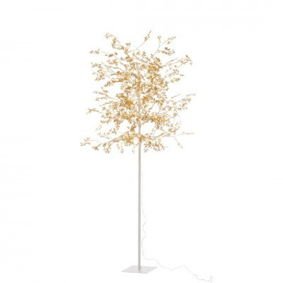 Árvore Folhas Douradas Grande