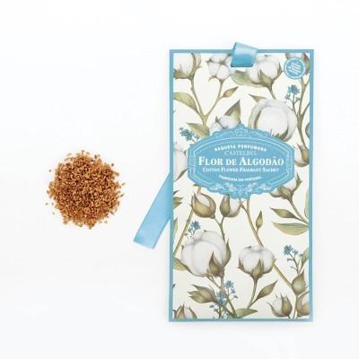 Saqueta perfumada Castelbel Flor de Algodão
