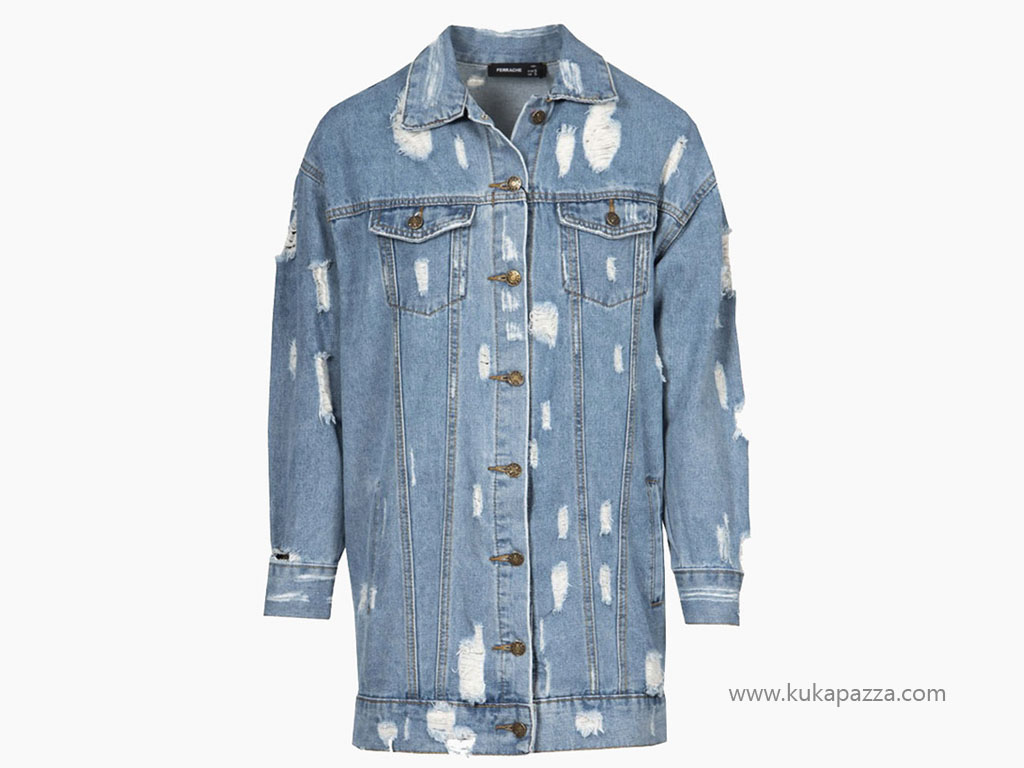 Blusão Jeans R