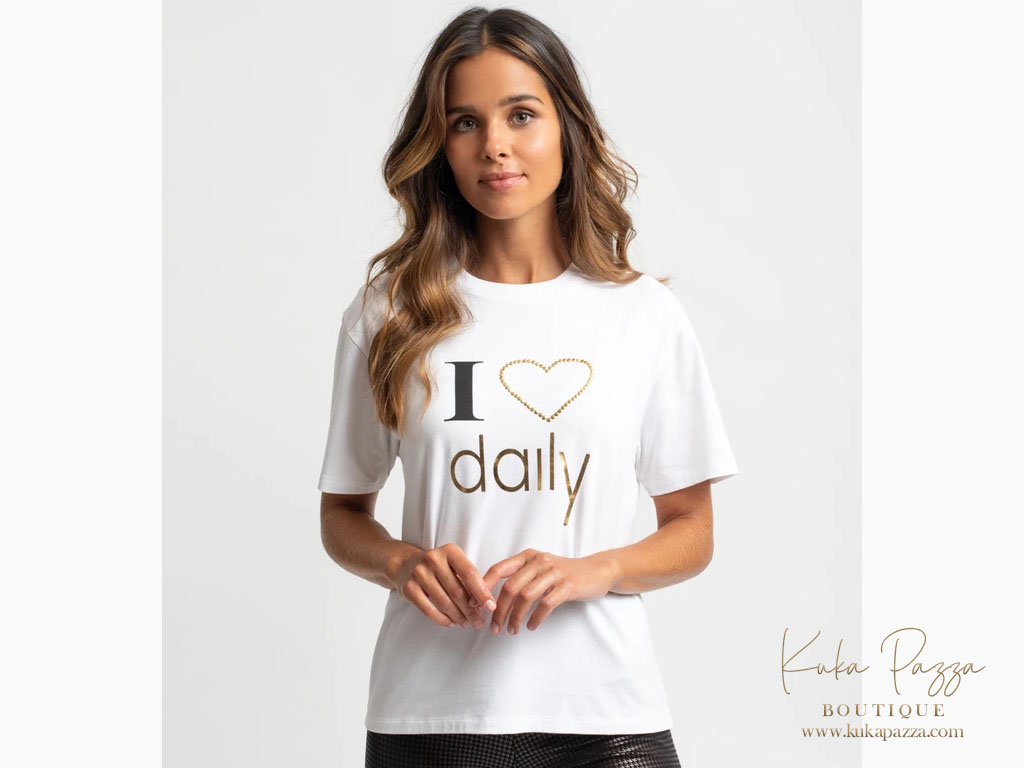 T-shirt I Love Daily