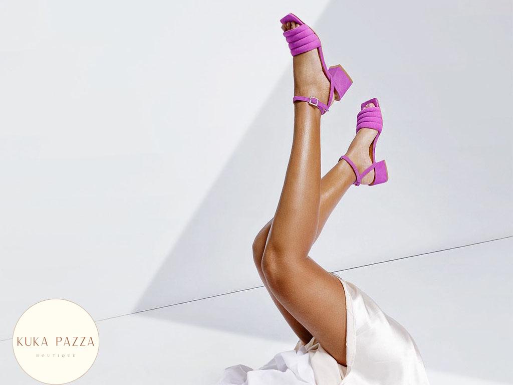 Sandália Vogue