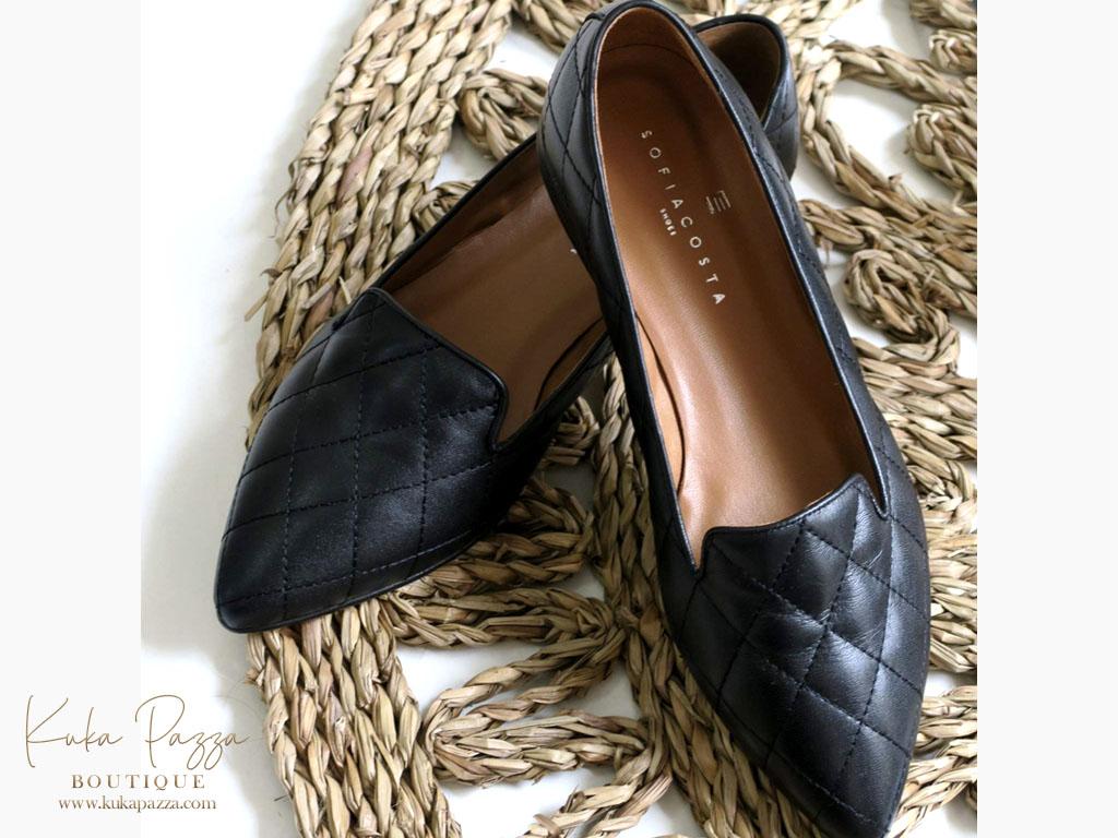 Sapato Low Preto