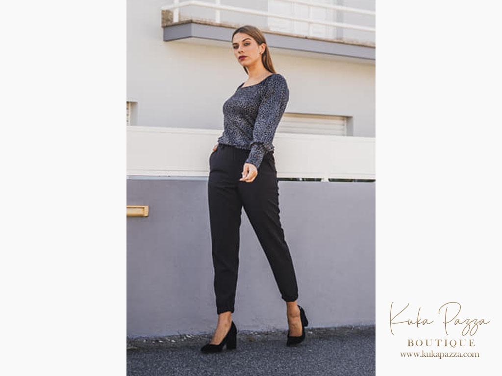 Calça Sporty Elegance