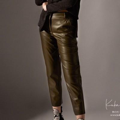 Calça Leather