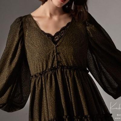 Vestido Nuage