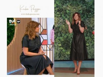 Apresentadora Maria Botelho Moniz - KP Looks