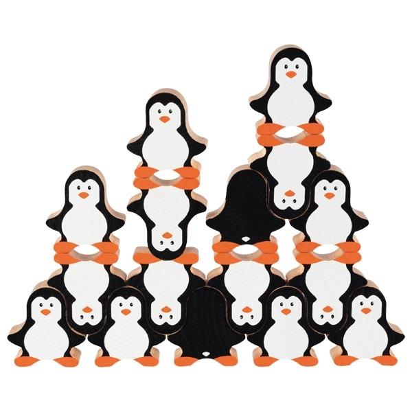 Pinguins do Equilíbrio