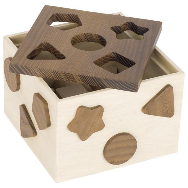 Caixa de Formas Nature