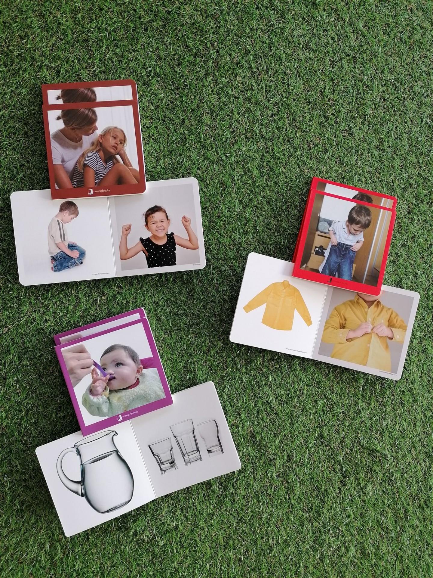 Pack 2 ou 3 Livros Imagens Reais