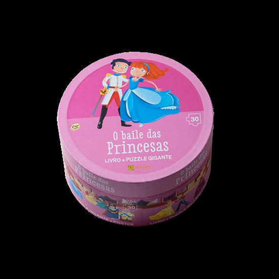 Puzzle Gigante - O Baile das Princesas