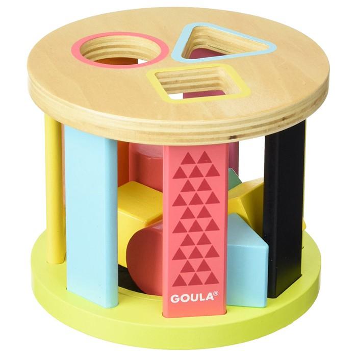 Caixinha de Formas Geométricas