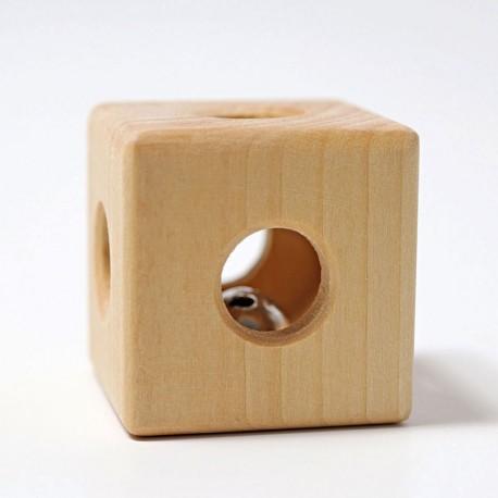 Cubo chocalho