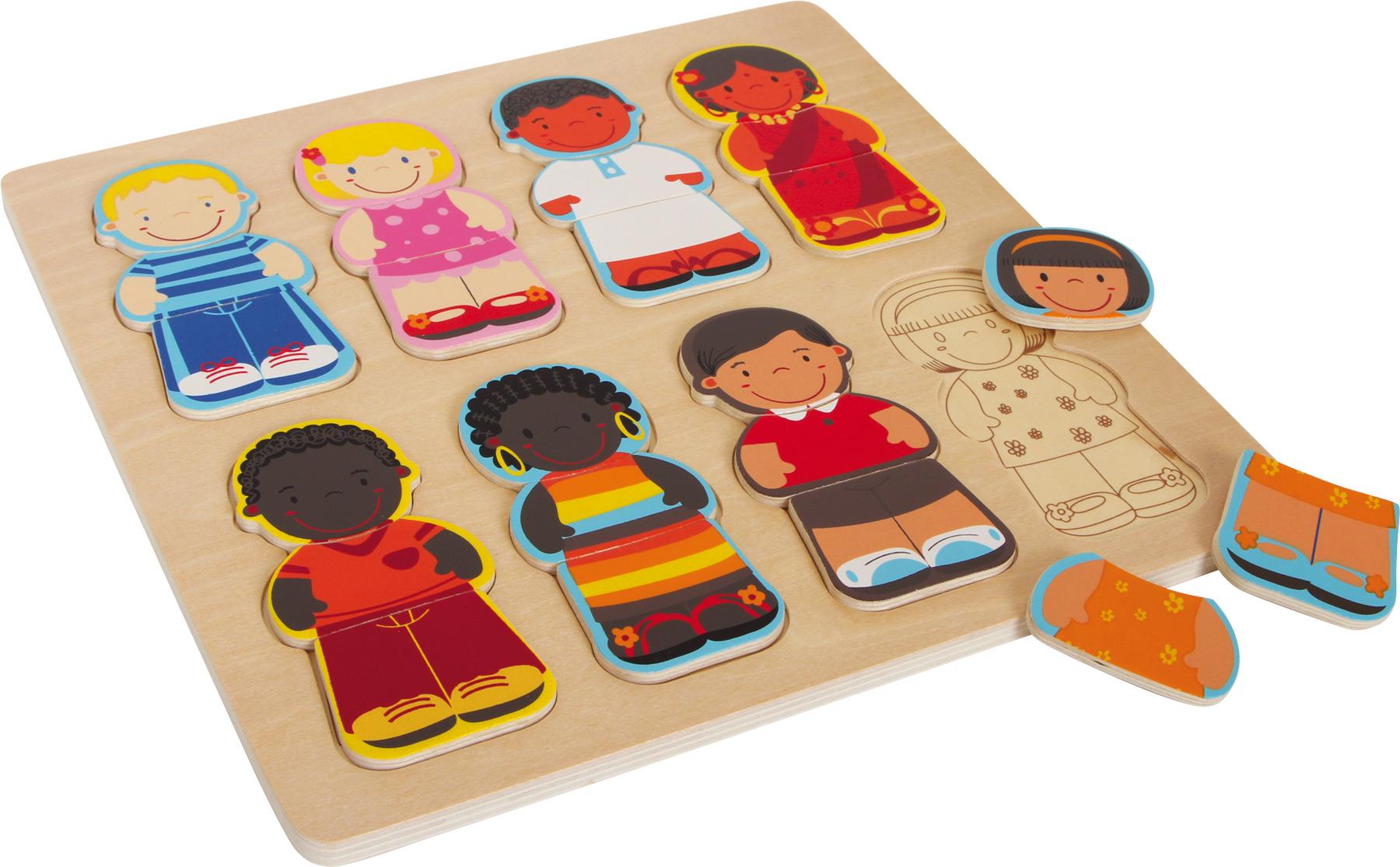 Puzzle Crianças do Mundo
