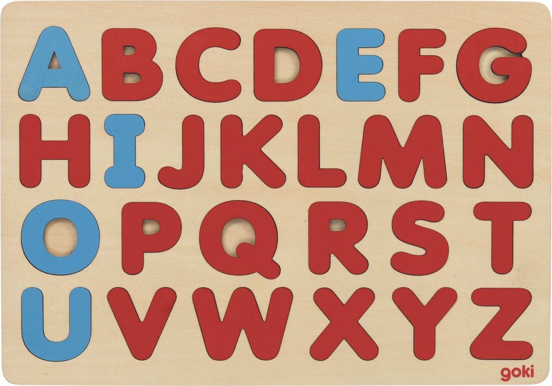 Alfabeto de Inspiração Montessori