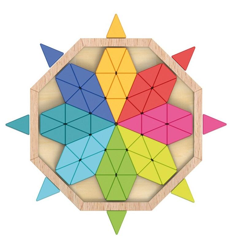 Puzzle Octagonal