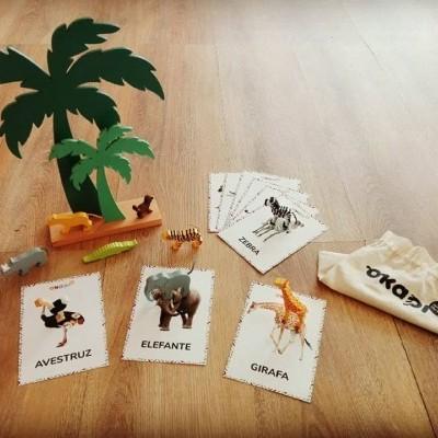 Pack da Selva (Lazy Baby Studio & Okapi)
