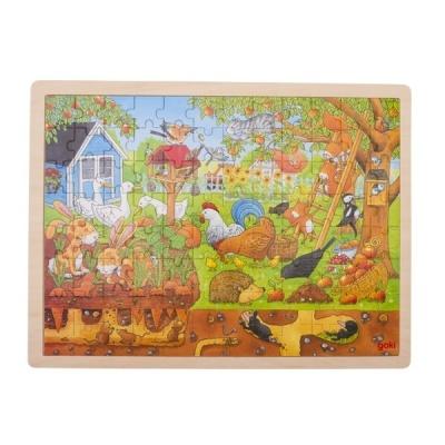 Puzzle do Jardim