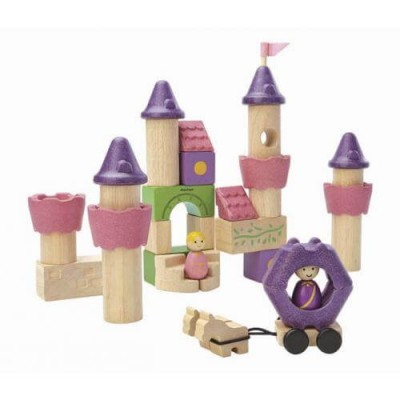 Blocos Castelo da Fantasia