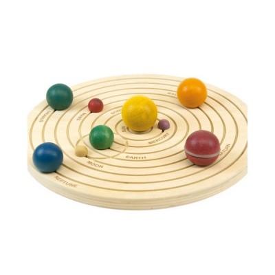 Puzzle 3D Sistema Solar