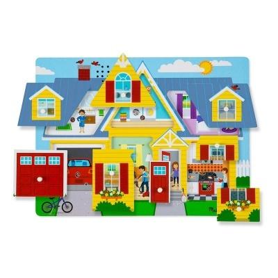 Puzzle Sons da Casa