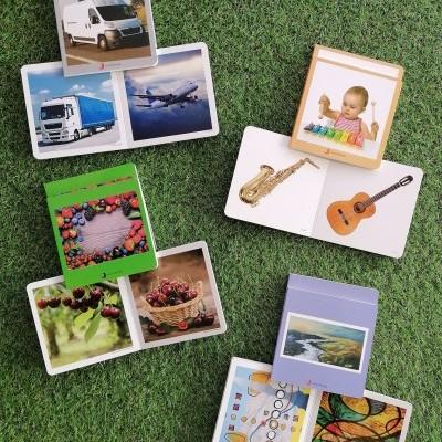 Pack 4 Livros Imagens Reais